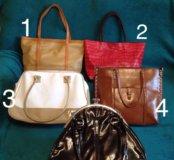 Объемные сумки