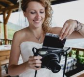 Аренда полароида на свадьбу