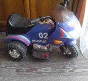 Дет.мотоцикл