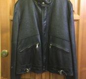"""Кожаная куртка """"DOLCE&GABANNA"""""""