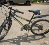 Велосипед горный Sibvelz