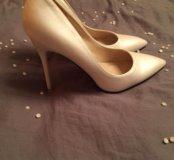 Свадебные туфельки р-р 36