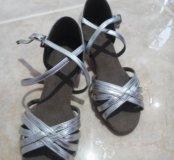Танцевальные туфли 28 р