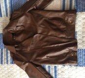 Куртка мужская весна-осень ( не кожа)