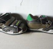 Комплект обуви на мальчика