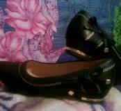 Туфли 36р. Балетки37 р. Вся обувь новая.