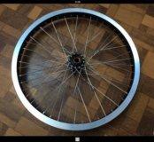 BMX колесо переднее r-20. Новое