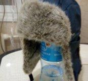 Шапка для мальчика зимняя