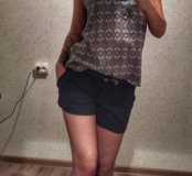 Шорты и блуза