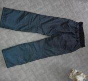 Теплые брюки для беременной