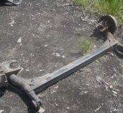 Задняя балка ВАЗ 2108 со ступицами
