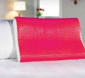 Анатомическая подушка Аскона Ecogel Contour Pink