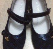 Туфли для девочек Парижская коммуна