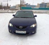 Mazda 3 1.6 AT