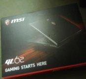 Игровой ноутбук MSI GL62 6QD