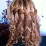 Плетение кос, Сделаю локоны , кудри