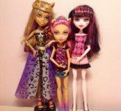Куклы MONSTER HIGH)