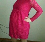 Платье вечернее для беременных