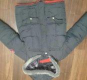 Куртка зимняя mothercare