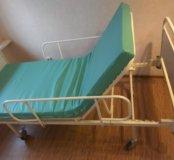 Кровать медицинская длина 210 см ширина 90 см