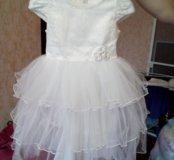 Платье для девочки очень красивое
