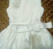 Платье праздничное 128-140