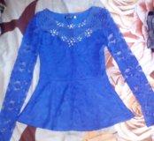 Платье и кофточка