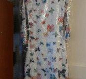 Платье новое. Ручной работы.