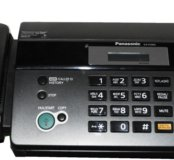 Факс Panasonik KX-FC965