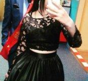 Платье ( состоящие из блузки и юбки)