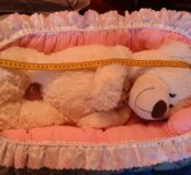 Гнездо для новорожденного babynest