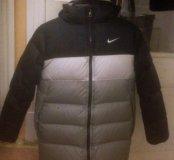 """Пуховая куртка """"Nike"""" (в очень хорошем состоянии)"""