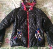 Осенне-весенняя куртка