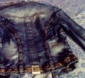 Клевая джинсовка