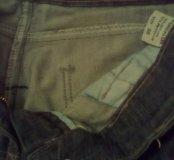 Капри женские, джинс!