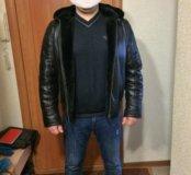 Куртка (дублёнка) мужская