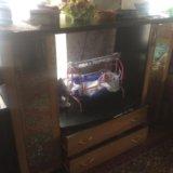 Тумба ТВ со шкафами