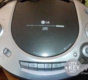 Магнитола LG MP3/CD-R/RW