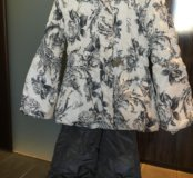 Куртка зимняя Pulka и брюки зима born