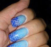 Пластины для стемпинга (дизайна ногтей)