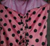 Платье- сарафан для праздника