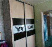 Общежитие, 2 смежные комнаты