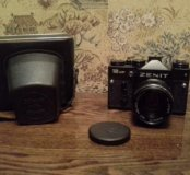 Фотоаппарат зенит 12xp