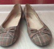 Женские туфли 43 р-р
