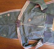 Костюм джинсовый 42размер
