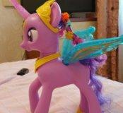 Май литл пони принцесса Твайлайт Спаркл