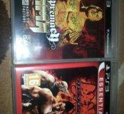 Игровые диски на PS3