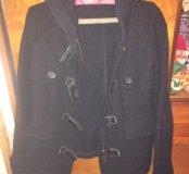 Драповая куртка Mango
