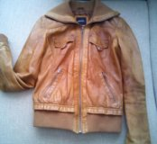 Куртка (нат.кожа)
