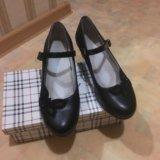 Туфли для девочки 36 кожа